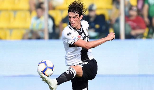 Parma, brutto stop per Inglese. Out anche Bruno Alves