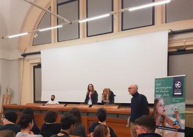 All'Istituto d'Arte Paolo Toschi, incontro con la Fibrosi Cistica