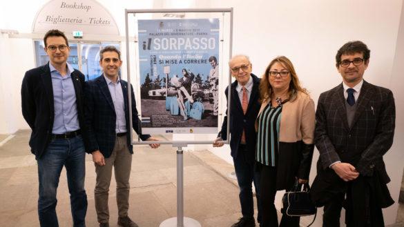 """""""Il sorpasso. Quando l'Italia si mise a correre, 1946-1961"""""""