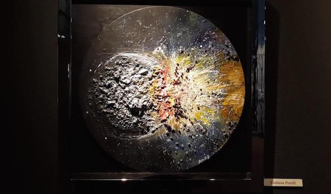 Pasqua in galleria. Giuliana Petrilli ci spiega la sua arte in mostra