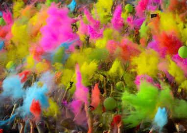 The Color Run 2019 arriva anche a Parma