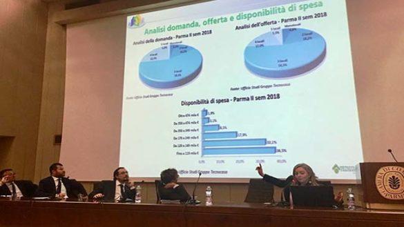 Parma e provincia: il mercato di compravendita è in ripresa