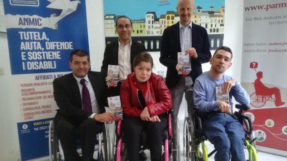 """Anmic: presentata la guida turistica """"Itinerari accessibili Parma & dintorni"""""""