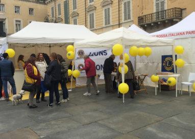 Weekend della vista, screening gratuito in Piazza Garibaldi