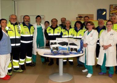 Donazione in Oncoematologia: interviene il NIP della Protezione Civile