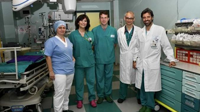 Equipe di Parma collabora al primo prelievo multi organo a cuore fermo