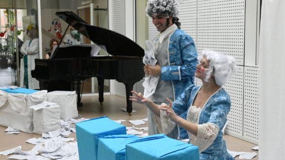 Concerto all'Ospedale dei bambini