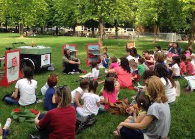 """Nei parchi di Parma torna """"Libri con le ruote"""". Si inizia il 3 maggio"""