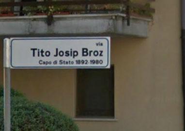 Ccv Lubiana: si discute il cambio di nome di via Tito Broz