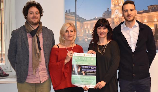 A Parma si celebra la Giornata Mondiale della Voce!