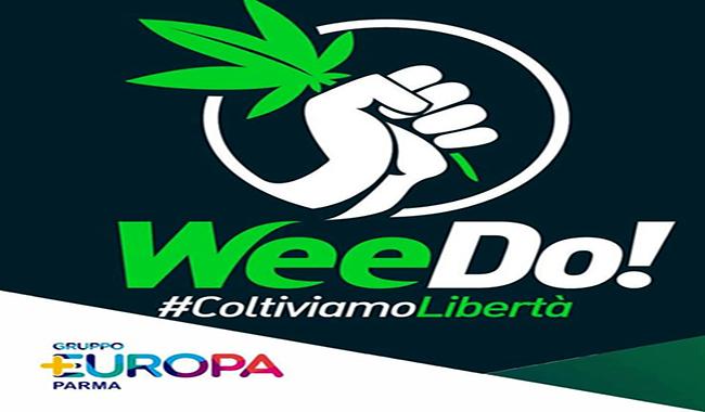 Legalizzare la cannabis? In via Mazzini si firma per il Sì