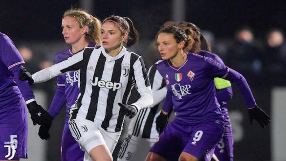 Juventus-Fiorentina Women, finale di Coppa Italia Femminile