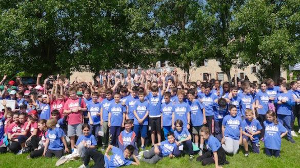 Giocampus Day: una grande festa per le scuole di Parma