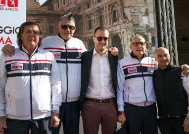 """I campioni dello sport a Parma per """"Banca Generali Un campione per Amico"""""""