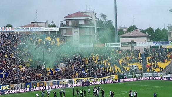 Il Parma è salvo e rimane in A! Battuta la Fiorentina per 1 a 0