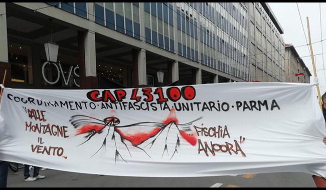 """Con """"Strade Antifasciste"""", in piazza la risposta al fascismo"""