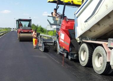 Asolana, al via i lavori di asfaltatura della strada