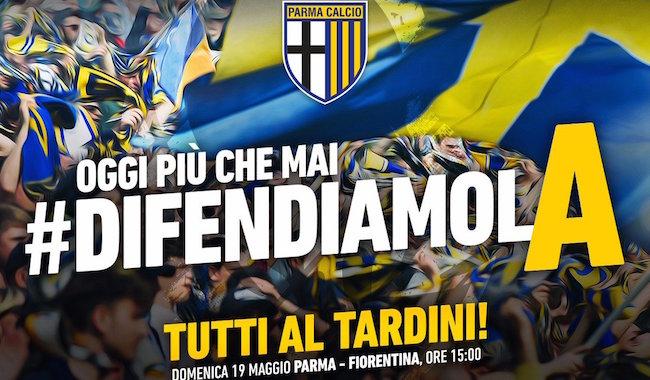 Parma-Fiorentina: biglietti a 1 euro per i tifosi crociati!