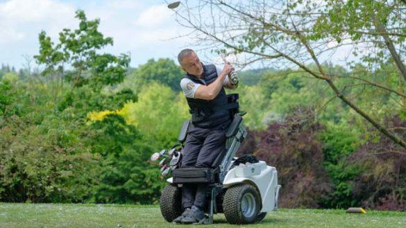 Golf, a Parma la 19esima edizione dell'Open Italia disabili