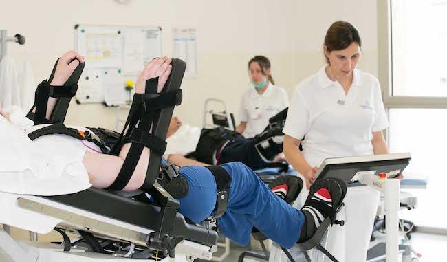 Riabilitazione robotica: un aiuto per camminare dopo l'ictus