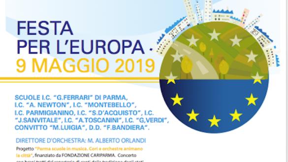 Festa dell'Europa: le iniziative della scuole in programma per il 9 maggio