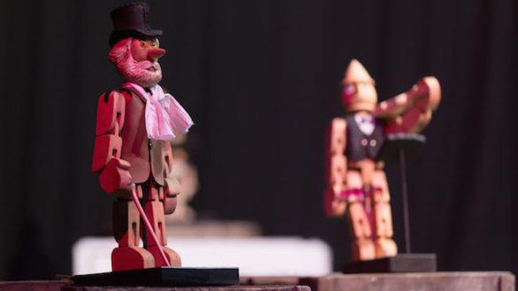 """Alla Corale Verdi in scena la lezione-spettacolo """"Pinocchio all'Opera""""!"""