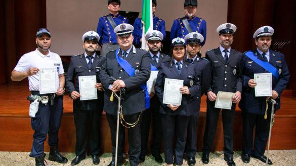 Il 198° Anniversario Fondazione Corpo di Polizia Locale
