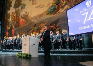 Al Teatro Regio l'Assemblea annuale dell'Unione Parmense degli industriali