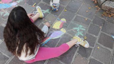 """Gli studenti di Fontevivo diventano """"Artisti di Strada"""""""