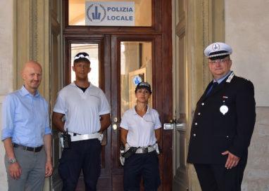 Polizia Locale, attivo il nuovo presidio di Piazza Garibaldi