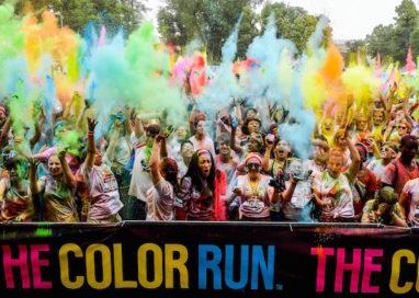 Che successo per la Color Run: 5.089 i partecipanti!