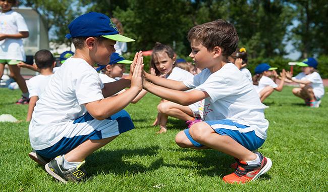Movimento e condivisione, per un'estate di Giocampus!