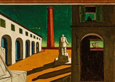 A SPASSO CON L'ARTE. L'Enigma della partenza di Giorgio de Chirico