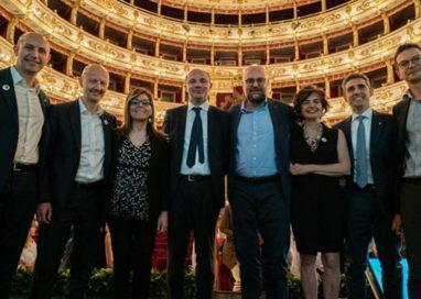 Presentazione ufficiale al Teatro Regio di Parma 2020