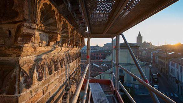 Apertura straordinaria della Chiesa di San Francesco del Prato, ancora in restauro