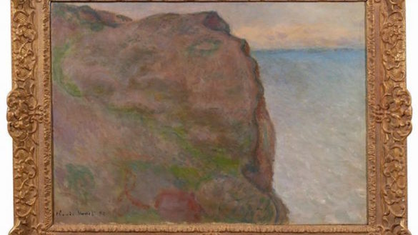 Impressionismo in Pilotta: un quadro di Monet a Parma!