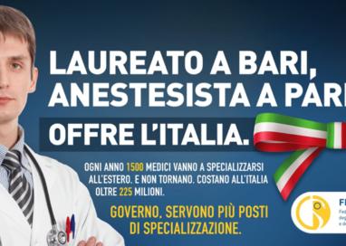 Fuga dei medici: all'estero offre l'Italia!