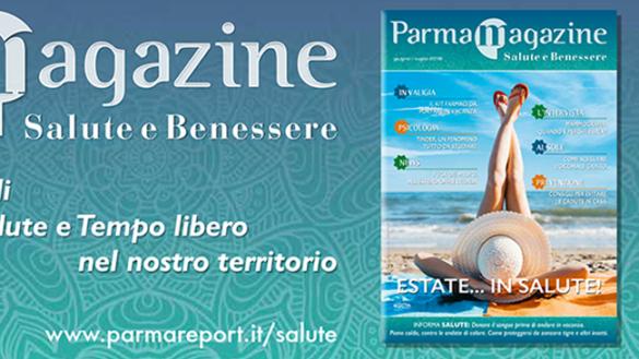 Parma Salute Magazine, sfoglialo anche online