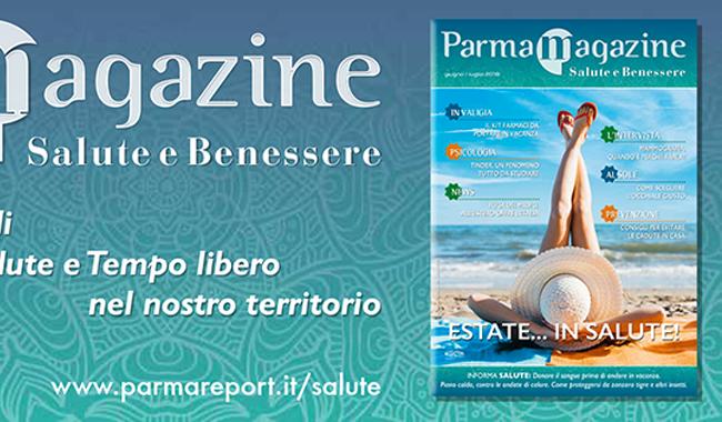 Parma Salute Magazine Sfoglialo Anche Online Parmareport