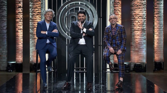 Masterchef a Parma: Locatelli, Cannavacciuolo e Barbieri in piazza Duomo!