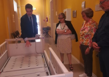 Hospice Borgotaro, otto nuovi letti donati al Centro di Cure Palliative