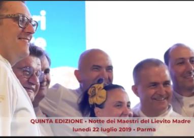 Il 22 luglio a Parma la Notte dei Maestri del Lievito Madre!