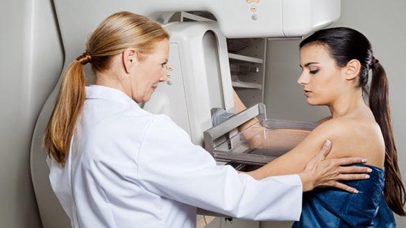 Mammografia, farla aiuta la diagnosi precoce