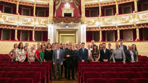 """Concluso il Transnational meeting del progetto """"Welcoming International Talent"""""""