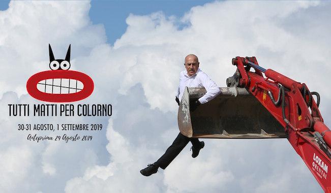 Tutti Matti per Colorno, a fine agosto la XII edizione!