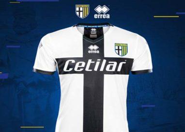 "Parma Calcio, svelata la divisa dalla ""linea"" crociata"