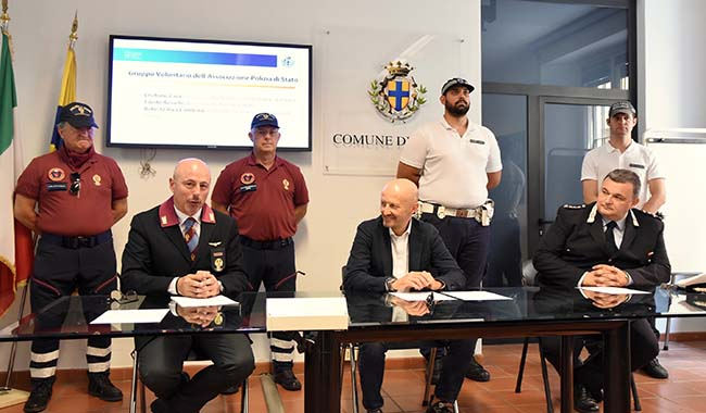 Il Gruppo Volontario vigilerà anche Duomo, Battistero e Pilotta