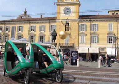 A Parma arrivano i risciò, da settembre attivo il nuovo servizio