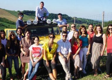 Ascom, il Consiglio del Gruppo Giovani all'azienda agricola Rosa dell'Angelo