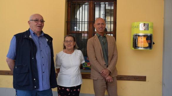 Sala Baganza, un defibrillatore a disposizione della comunità h24